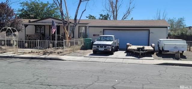 865 Scott, Fernley, NV 89408 (MLS #210014217) :: Vaulet Group Real Estate