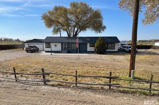 6395 Casey Rd, Fallon, NV 89406 (MLS #210014224) :: Vaulet Group Real Estate