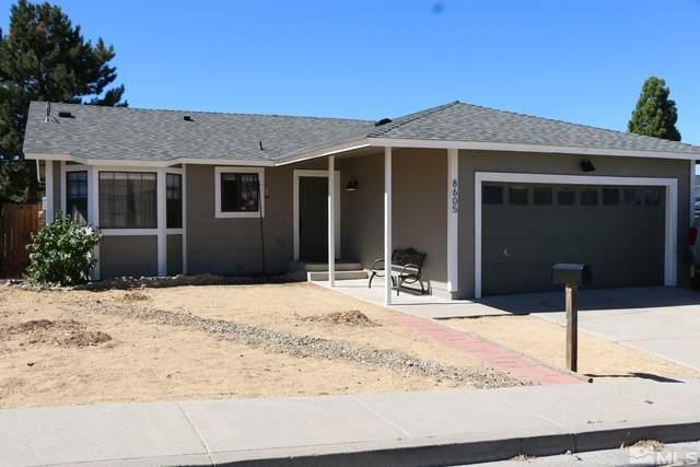 8605 Strutter Way, Reno, NV 89506 (MLS #210014225) :: Chase International Real Estate