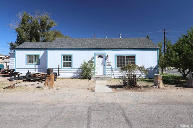 204 Valley Drive, Yerington, NV 89447 (MLS #210014227) :: NVGemme Real Estate