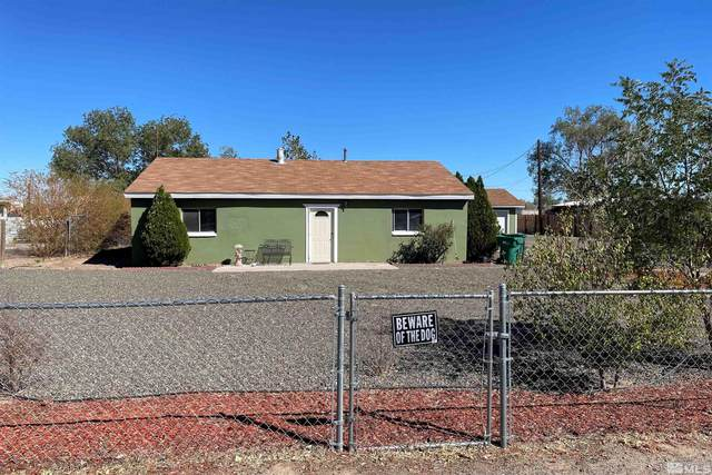 3906 Amber Street, Silver Springs, NV 89429 (MLS #210014229) :: Theresa Nelson Real Estate