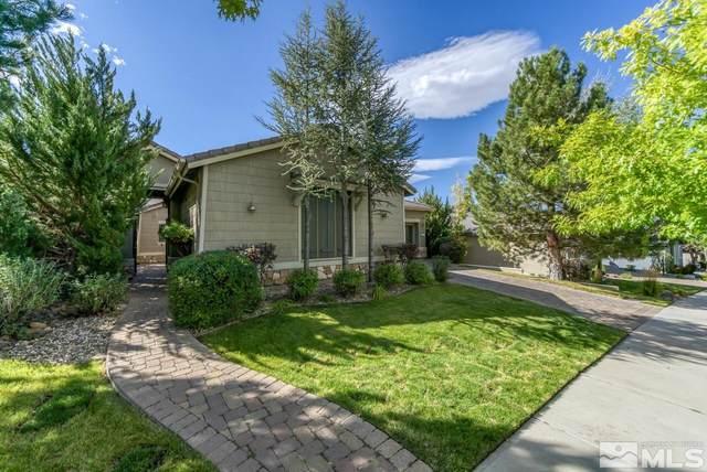 3171 Ten Mile Dr, Sparks, NV 89436 (MLS #210014230) :: Vaulet Group Real Estate