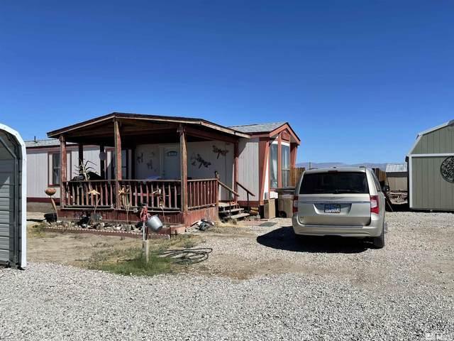 4694 Benson Lane, Fallon, NV 89406 (MLS #210014234) :: Vaulet Group Real Estate