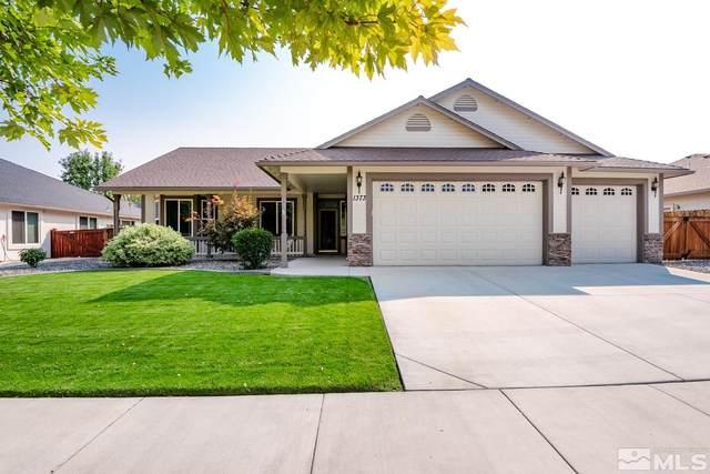 1373 Bryan Lane, Gardnerville, NV 89410 (MLS #210014236) :: Vaulet Group Real Estate