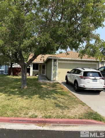 7706 Barnsdale Rd., Reno, NV 89511 (MLS #210014237) :: Vaulet Group Real Estate