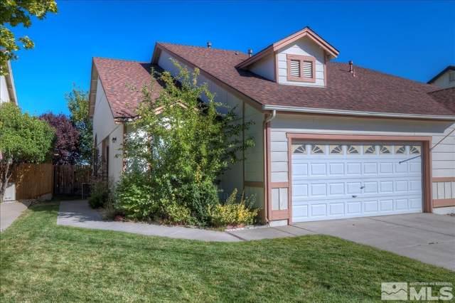 1902 Sierra Highlands Dr., Reno, NV 89523 (MLS #210014239) :: Theresa Nelson Real Estate
