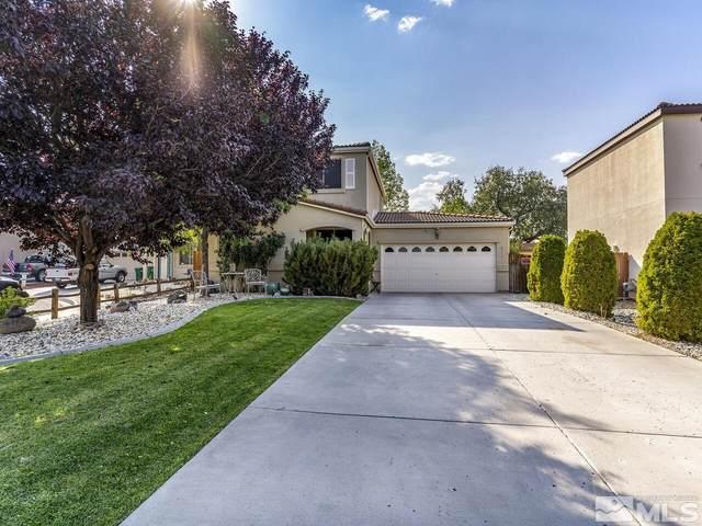 9555 Meadowstar Drive, Reno, NV 89506 (MLS #210014245) :: Vaulet Group Real Estate