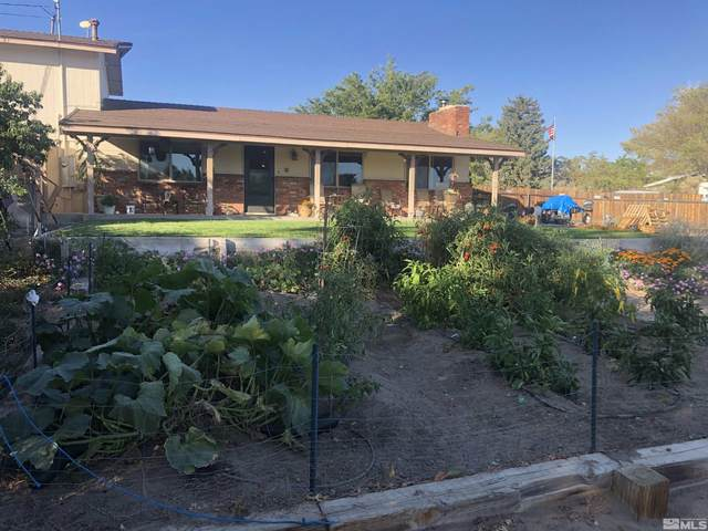 919 Arrowhead, Carson City, NV 89706 (MLS #210014246) :: Vaulet Group Real Estate