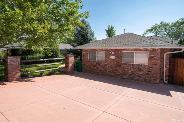 2270 Lindley Way, Reno, NV 89509 (MLS #210014248) :: Vaulet Group Real Estate