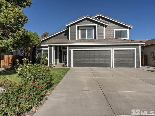 3010 Creekwood Dr, Reno, NV 89502 (MLS #210014251) :: Vaulet Group Real Estate