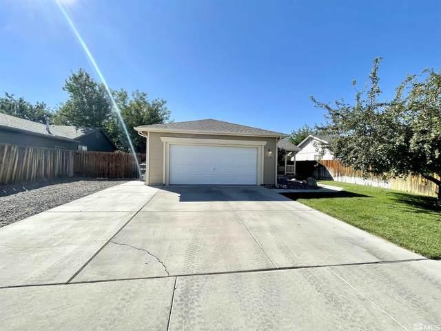 519 Summer Street, Fernley, NV 89408 (MLS #210014252) :: Theresa Nelson Real Estate