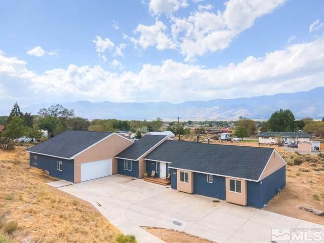 225 Magpie Way, Washoe Valley, NV 89704 (MLS #210014253) :: Vaulet Group Real Estate