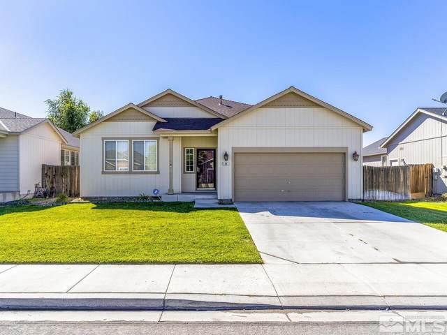 1441 Shadow Ln, Fernley, NV 89408 (MLS #210014256) :: NVGemme Real Estate