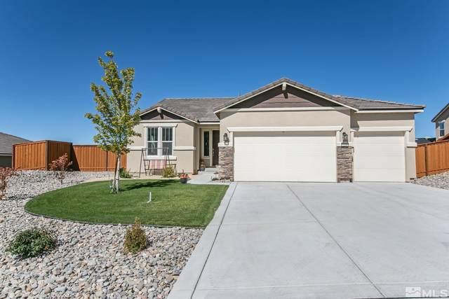 2848 Vecchio Dr, Sparks, NV 89434 (MLS #210014260) :: Vaulet Group Real Estate