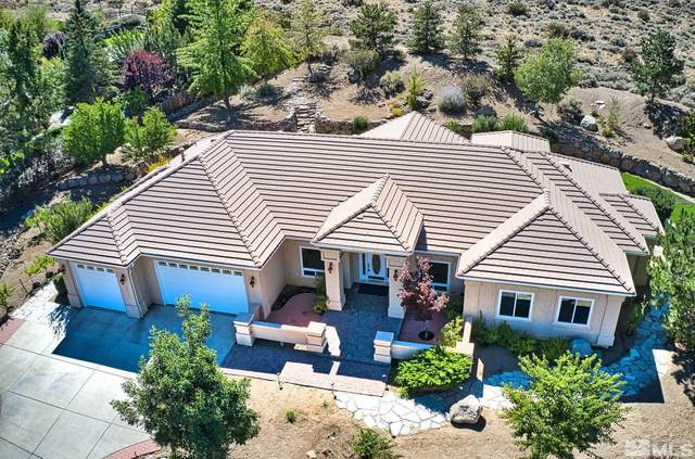 13360 W Saddlebow Drive, Reno, NV 89511 (MLS #210014265) :: Vaulet Group Real Estate