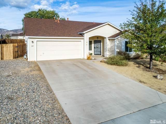 309 Hidden Oaks Drive, Dayton, NV 89403 (MLS #210014266) :: NVGemme Real Estate
