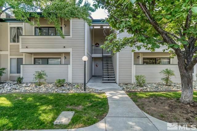 2402 Sunny Slope #7, Sparks, NV 89434 (MLS #210014270) :: Vaulet Group Real Estate