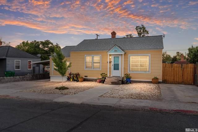 704 Balzar, Reno, NV 89502 (MLS #210014271) :: Theresa Nelson Real Estate