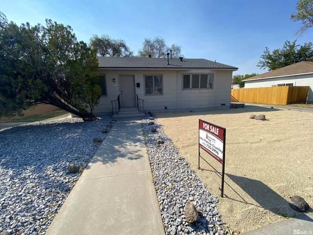 480 S Russell Street, Fallon, NV 89406 (MLS #210014273) :: Vaulet Group Real Estate