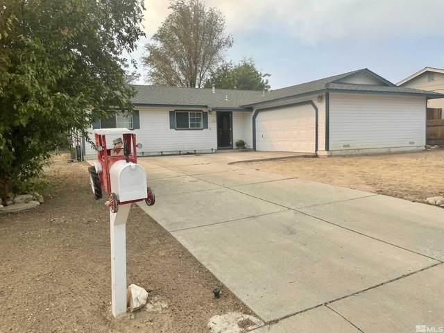 1104 Glacier Dr, Carson City, NV 89701 (MLS #210014278) :: Vaulet Group Real Estate