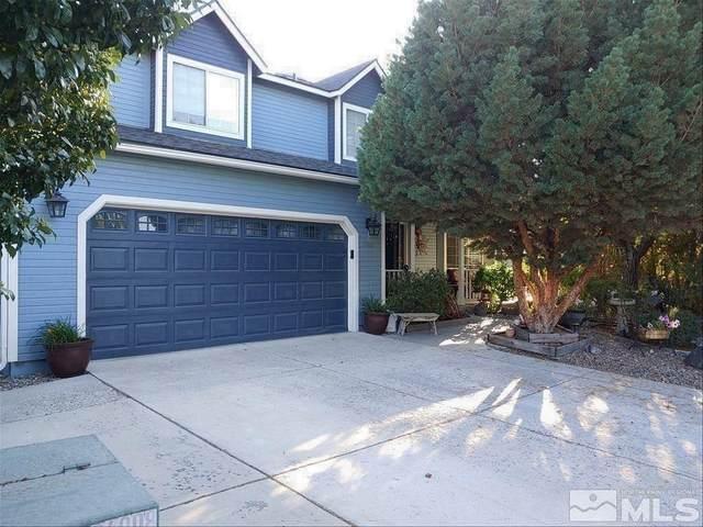 1507 Harper Dr, Carson City, NV 89706 (MLS #210014279) :: Vaulet Group Real Estate