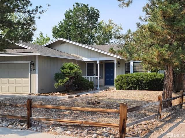 403 Brookside Court, Dayton, NV 89403 (MLS #210014281) :: Vaulet Group Real Estate