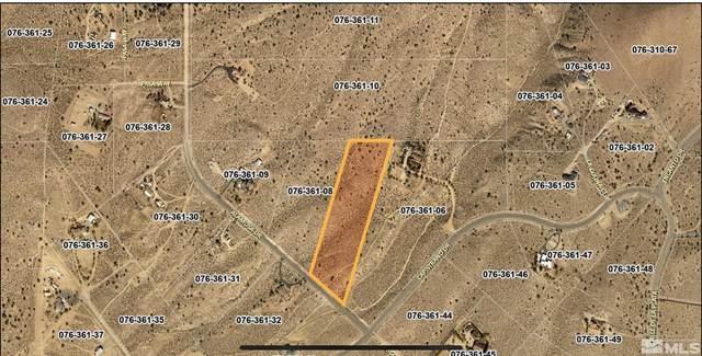 0 Alamosa Drive, Sparks, NV 89441 (MLS #210014284) :: NVGemme Real Estate