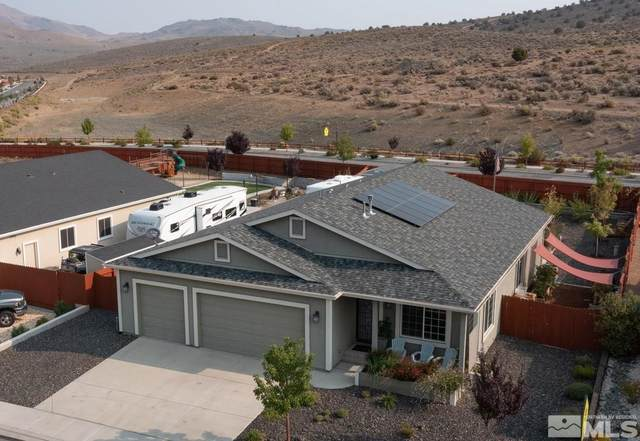 18274 Grizzly Bear Court, Reno, NV 89508 (MLS #210014295) :: Theresa Nelson Real Estate