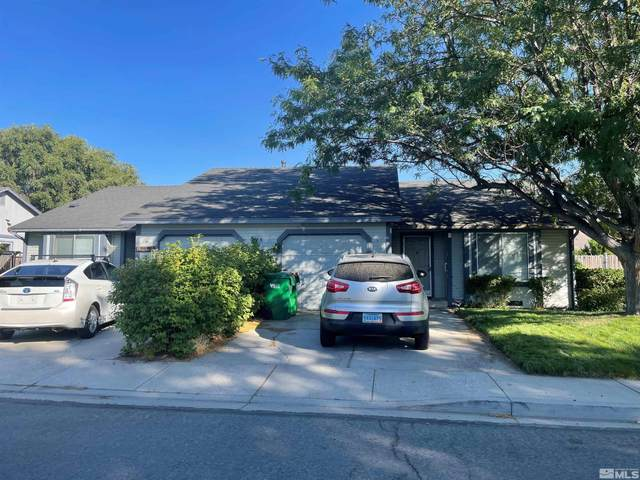 875 Round House, Carson City, NV 89701 (MLS #210014296) :: Theresa Nelson Real Estate