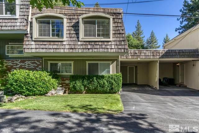 218 Gold Hill Rd, Zephyr Cove, NV 89448 (MLS #210014298) :: NVGemme Real Estate