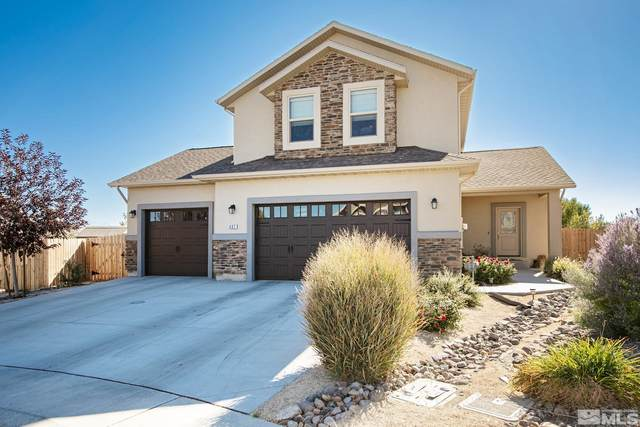 497 Lilac Ln, Fernley, NV 89408 (MLS #210014302) :: The Coons Team