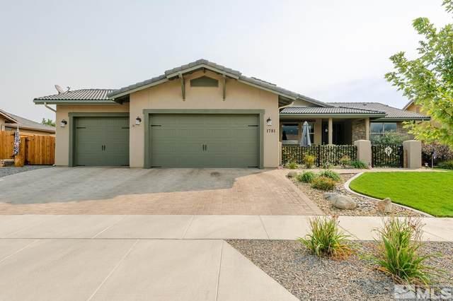 1781 Bella Casa Dr, Minden, NV 89423 (MLS #210014314) :: NVGemme Real Estate
