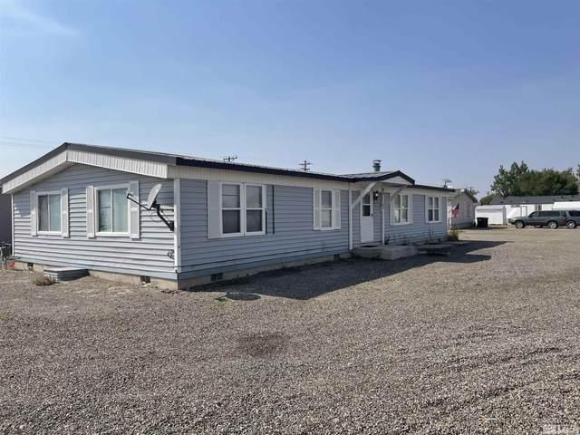 420 E 3rd, Battle Mountain, NV 89820 (MLS #210014324) :: NVGemme Real Estate