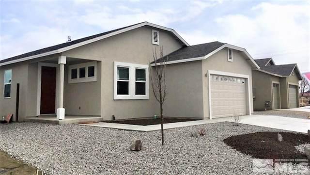 2516 Ladera Dr, Fallon, NV 89406 (MLS #210014326) :: NVGemme Real Estate