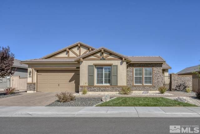2215 Trakehner Lane, Reno, NV 89521 (MLS #210014329) :: NVGemme Real Estate