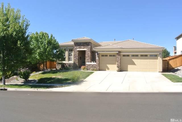 2365 Peavine Valley Road, Reno, NV 89523 (MLS #210014337) :: Theresa Nelson Real Estate