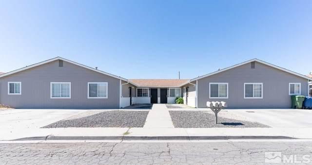 960-966 Mark, Fallon, NV 89406 (MLS #210014339) :: NVGemme Real Estate