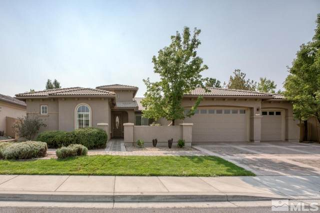 2725 Bull Rider Dr., Reno, NV 89521 (MLS #210014342) :: NVGemme Real Estate
