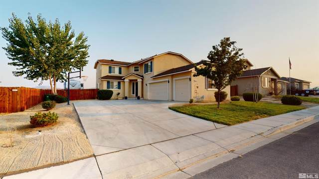 2836 S Fork Rd, Fernley, NV 89408 (MLS #210014347) :: NVGemme Real Estate