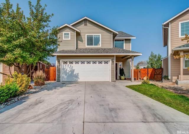 870 Cassidy Ct, Carson City, NV 89701 (MLS #210014349) :: NVGemme Real Estate