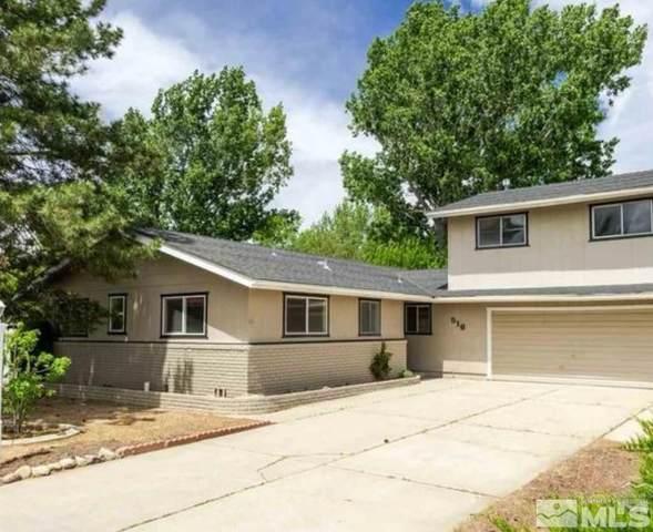 516 Lander Drive, Carson City, NV 89701 (MLS #210014350) :: NVGemme Real Estate