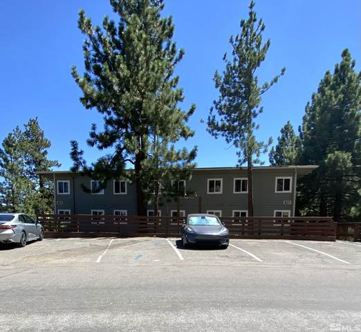 317 Quaking Aspen 6, Stateline, NV 89449 (MLS #210014353) :: NVGemme Real Estate