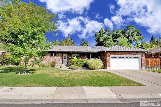 1695 Wren Street, Reno, NV 89509 (MLS #210014355) :: Chase International Real Estate