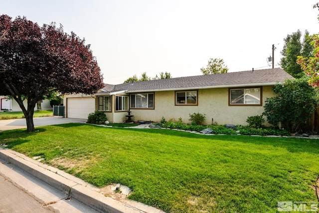 1536 Wildrose, Minden, NV 89423 (MLS #210014357) :: NVGemme Real Estate