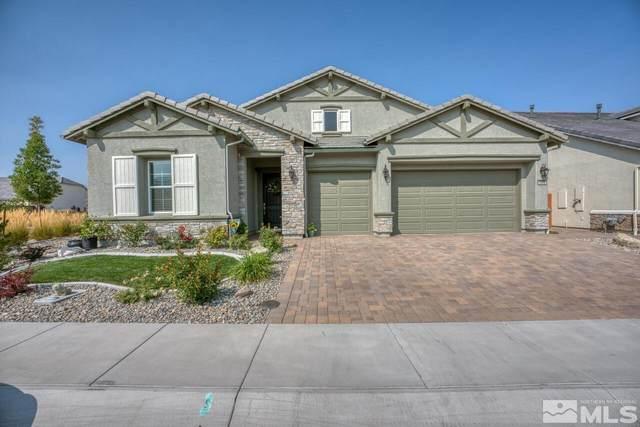9495 Flying Horse Rd, Reno, NV 89521 (MLS #210014358) :: NVGemme Real Estate