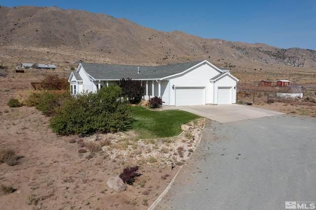 25 Owens Rd, Reno, NV 89506 (MLS #210014359) :: Chase International Real Estate