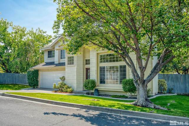6215 Sunrise Meadows Loop, Reno, NV 89519 (MLS #210014361) :: NVGemme Real Estate
