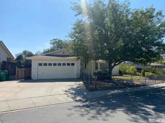 8750 Red Baron Blvd, Reno, NV 89506 (MLS #210014362) :: Chase International Real Estate