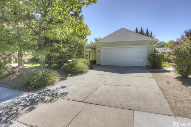 1640 Westfield Ave, Reno, NV 89509 (MLS #210014364) :: Chase International Real Estate