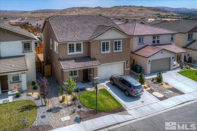 6164 Red Sun Drive, Sparks, NV 89436 (MLS #210014365) :: Chase International Real Estate